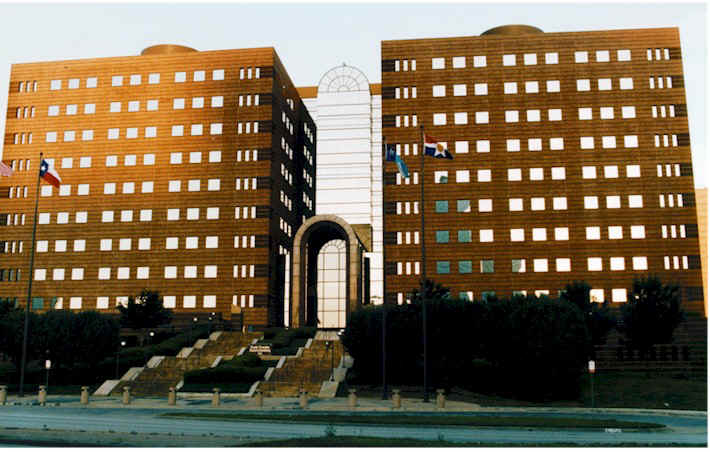 Frank Crowley Criminal Courts Building